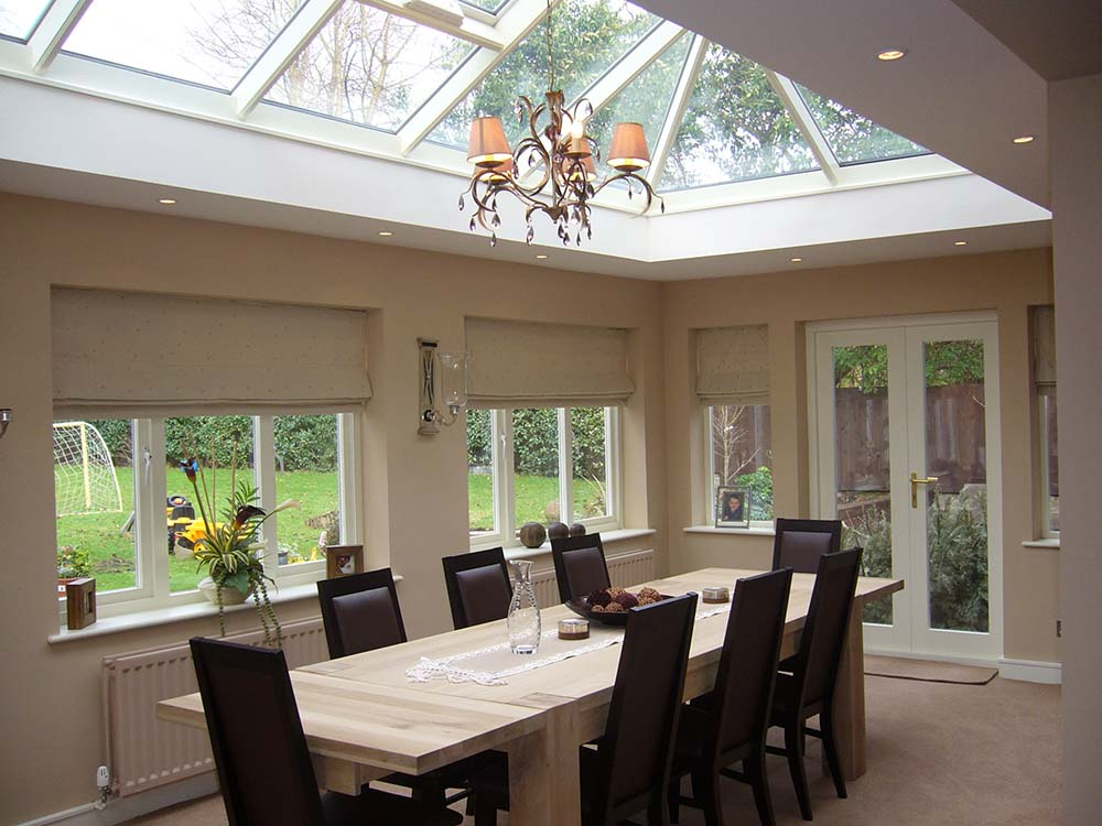 The original orangery company interiors for Interiors by design